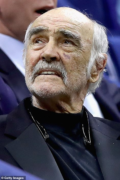 Sir Sean Connery, who is best known for playing James Bond, died today