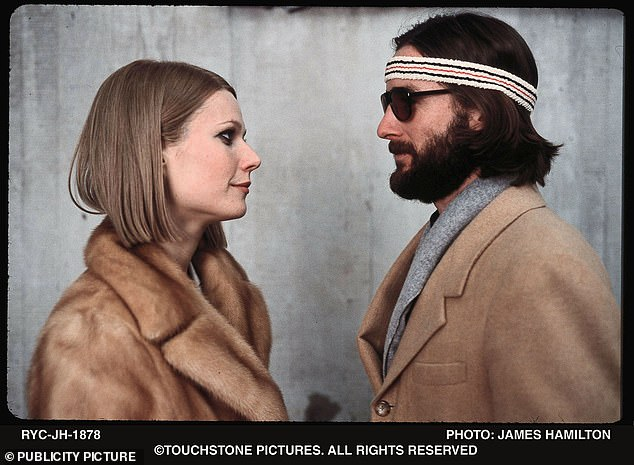 Classic: The Wes Anderson film followed an eccentric family which consists of three gifted siblings who struggle with disappointment in adulthood after having great success as children