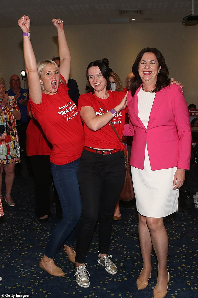 When she came to power in February 2015, Queensland's Labor leader was regarded as an accidental premier. Just three year earlier, she led a team of just seven Labor MPs and was regarded as a temporary, stop-gap leader with the ALP expected to remain in opposition for a generation