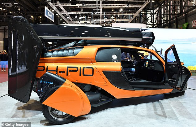 Eighty orders have already been placed for the flying car and its makers, a start-up, hope it could be sold as an aircraft by 2022, reported The Times