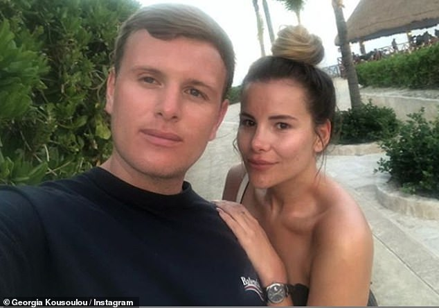 Through thick and thin: The happy couple met on the hit ITVBe show in 2014 and have continued to document their blossoming romance over the years