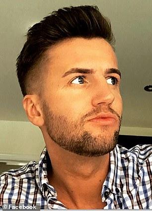 Connor Scanlon, 28, filmed himself telling passengers to 'f*** off'