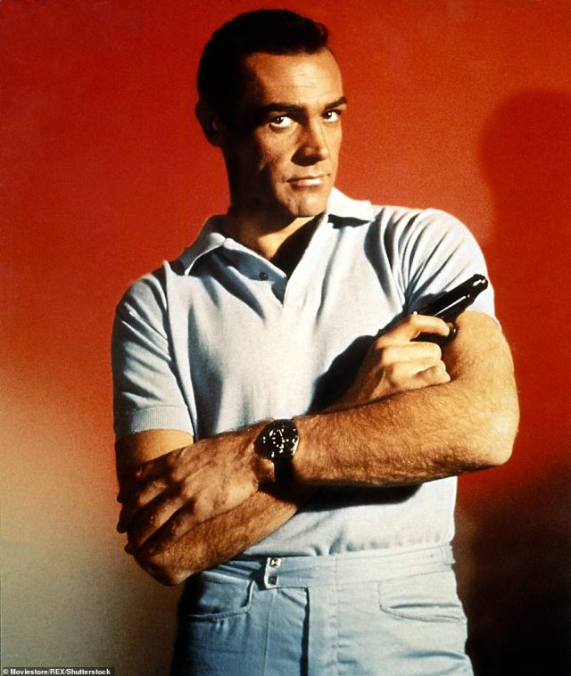 Tributes have been pouring in for the Oscar-winning actor who passed away in the Bahamas and leaves behind his wife Micheline and sons Jason and Stefan. Pictured: Connery as Bond in Dr No