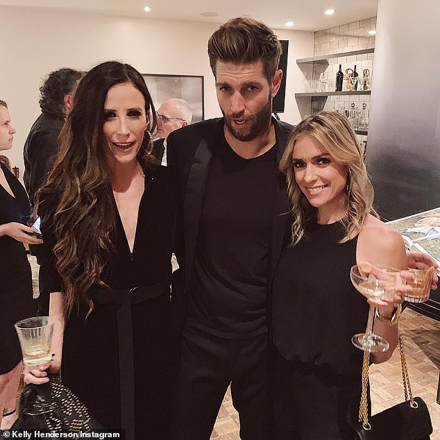 'I felt extremely betrayed': Kristin Cavallari's ex BFF Kelly Henderson has shed light on the demise of their relationship after an affair rumor drove a wedge into their friendship