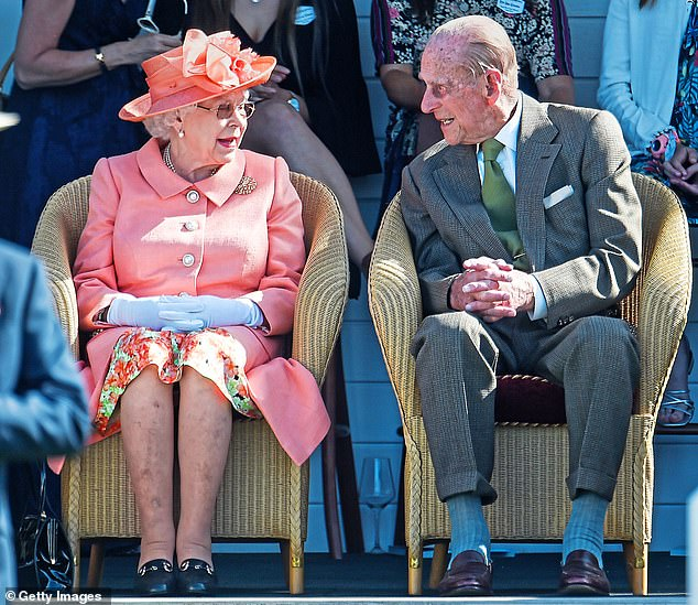 The Queen has escaped Covid restrictions at Windsor Castle to spend a long weekend with Prince Philip at Sandringham, The Mail on Sunday can reveal