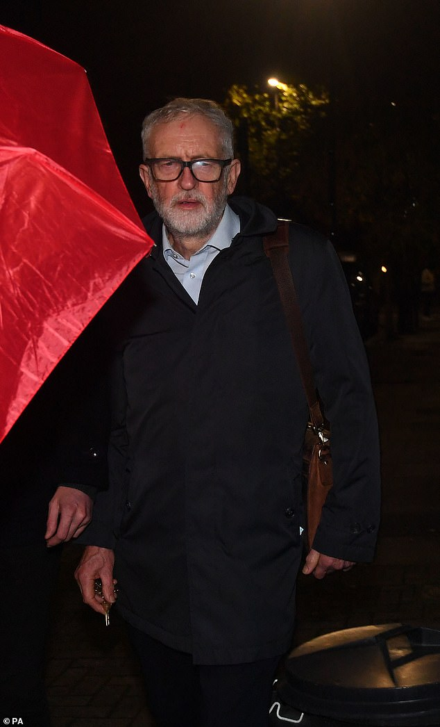 Mr Corbyn was suspended after appearing to undermine last week's bombshell antisemitism report from the Equality and Human Rights Commission, which found Labour responsible for unlawful harassment and discrimination during his four-and-a-half years at the helm