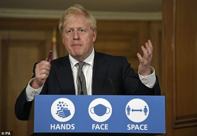As Boris Johnson last night pledged to extend payments at 80% to December, the impact on Britain's already crippled economy emerged, with one expert claiming the new rules will cost £1.8billion each day