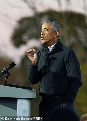 Obama's record had been $3.8million in 2014