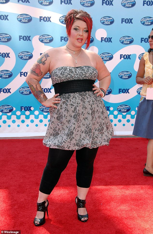 Terrible: She also discussed her cocaine and alcohol addictions on the spin-off, Sober House; seen in 2009