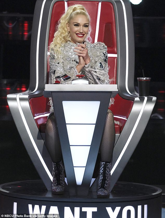 Blind auditions:Gwen Stefani and fiancé Blake Shelton fought hard to win a trio of extraordinary country singers to their teams on Monday's episode of The Voice
