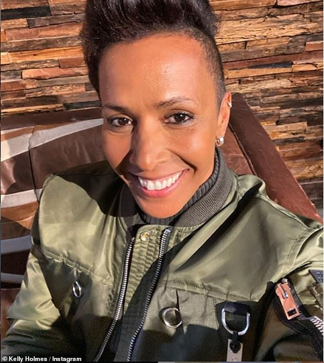 'It feels like hell': 'Exhausted' Dame Kelly Holmes took to Instagram on Monday to reveal she is suffering from coronavirus... less than ten days after returning from Cyprus