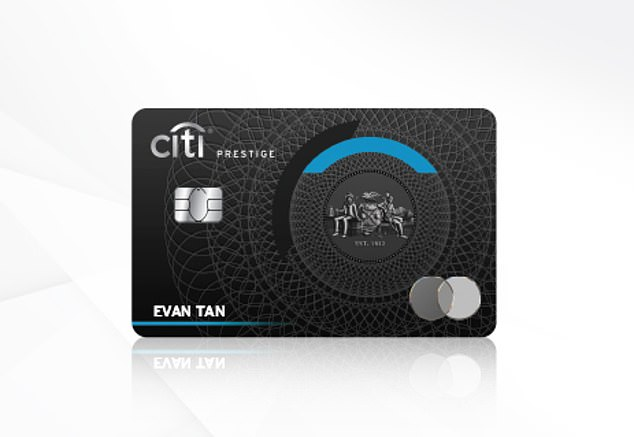 Spend $1000 on this Citi Prestige card and if you only pay the minimum monthly repayment, after 12 months you'll end up paying $932 in interest