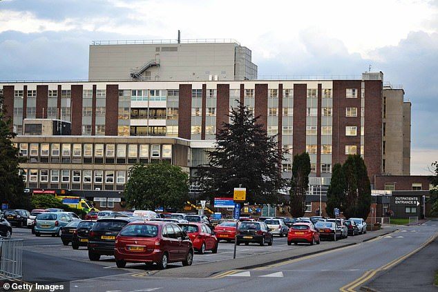 Judge Jonathan Carroll told Murthick his thefts damaged Darlington Memorial Hospital's 'resilience,' during the pandemic. A spokesperson for the hospital welcomed the 26-month prison term handed down to Murthick