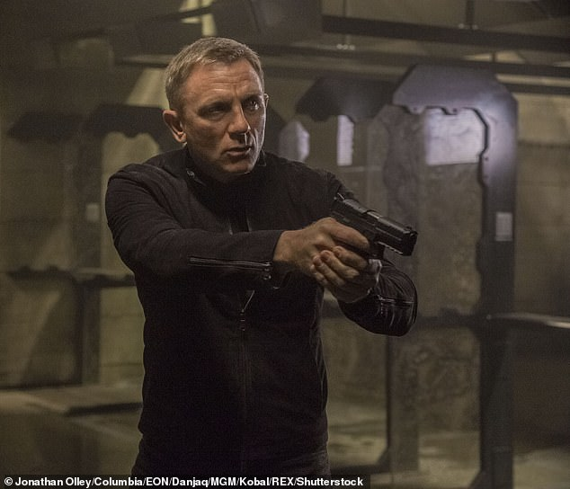 Important:Daniel was full of praise for his co-star, saying he understands the significance that comes with playing a Bond villain in the iconic franchise
