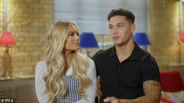 What? Last month, Molly's boyfriend Callum Jones shocked viewers on Love Island: What Happened Next when he revealed he had never been on a train before the show