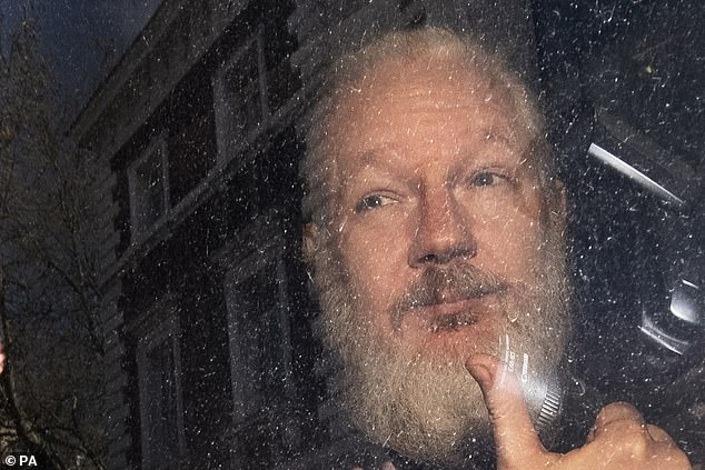 Julian Assange faces charges in the US for a hacking conspiracy, in a case that is unrelated to the 2016 election