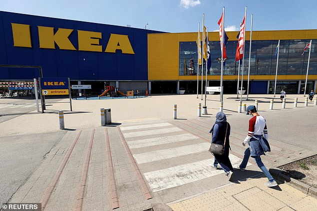 Some companies, including Ikea, have given furlough payments back to the Government after they received them in error. Figures from September revealed revealed more than 80,000 employers returned around £215million