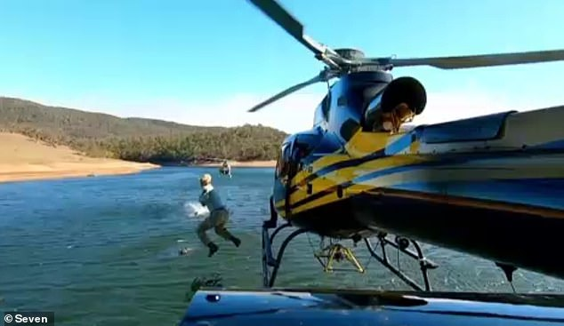 Don't miss: SAS Australia continues Monday at 7.30pm on Channel Seven