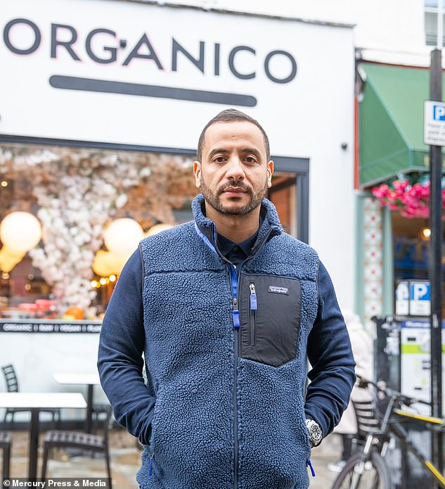 While many in Liverpool have welcomed the news, cafe owner Otto Mellouki said the city has lacked 'decent support' from central government, as business face a drop in footfall