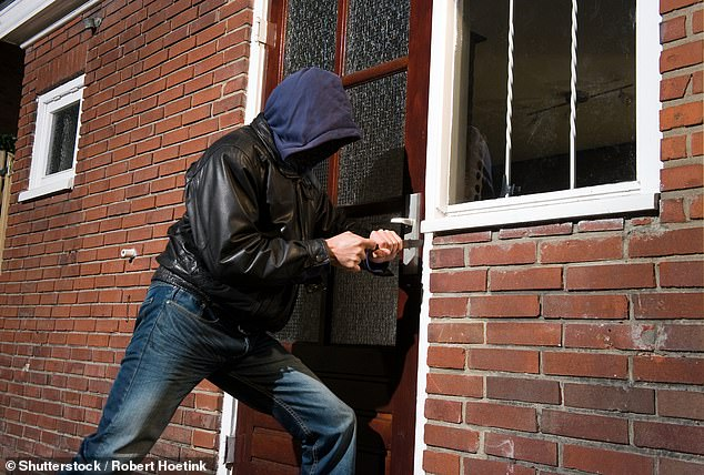 Watch out:Leaving a spare key to your home with a neighbour or work colleague could lead to your insurance being invalid if your property ends up being burgled