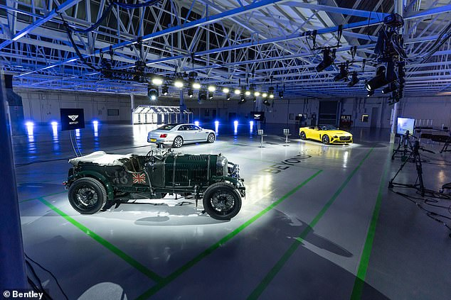 The 'Beyond 100' strategy will mark the beginning of Bentley's second century after celebrating its centenary last year