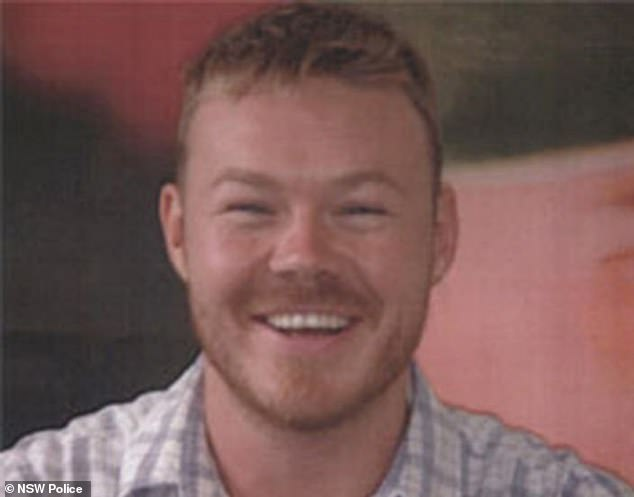 Simon Knight (pictured), 32, was last seen at the City Crown Hotel in Surry Hills, Sydney CBD, where he had spent a night on July 21, 2005