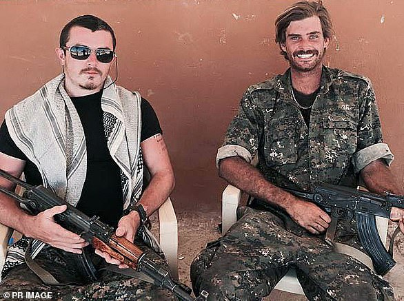 Dyball travelled to Syria in 2015 to fight for Kurdish paramilitary group People's Protection Unit (YPG) against ISIS