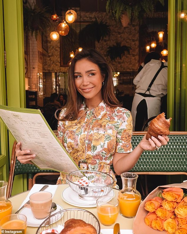 They also visited two Parisian-styled restaurants in the city named Hey Jupiter and La Buvette