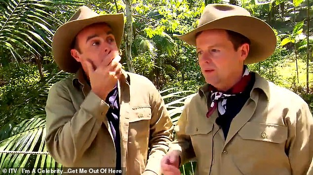 Almost time! I'm A Celebrity is set to return on November 15 (co-hosts Ant McPartlin and Declan Donnelly are pictured)