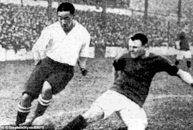 Ex-Tottenham Hotspur footballerTull was killed fighting in the Great War in 1918 and now expert Andy Robertshaw has said he believes he is now buried at the Héninel-Croisilles Road cemetery near Lille in northern France