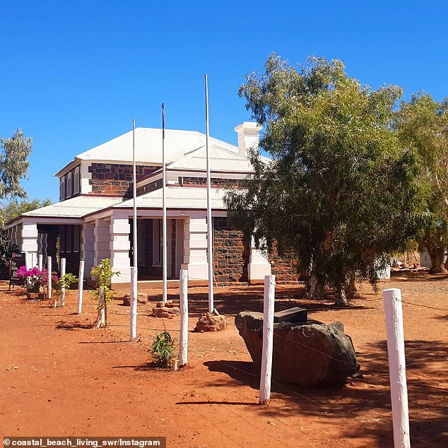 The town is being sold by the WA Government, hoping to find a developer to revitalise it with 'ecotourism' and to pay for the upkeep and conservation