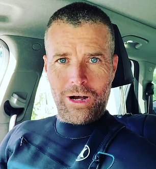 Set to join? According to Woman's Day, disgraced chef Pete Evans (pictured) is being considered by the network