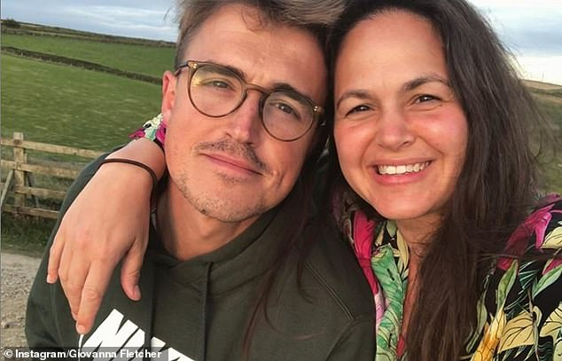 Getting out of your comfort zone: McFly Tom Fletcher star's wife Giovanna Fletcher has also reportedly agreed to participate in the program