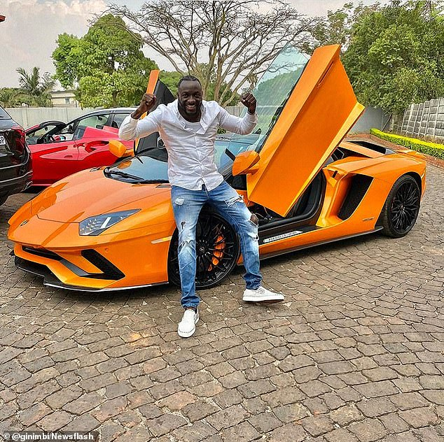 A flashy businessman, Kadungure was well known for flaunting his luxury lifestyle on social media, often posting videos of himself with fast cars in his lavish home.
