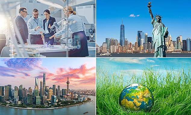 Investing in retirement: Older investors are putting money in artificial intelligence, China, the US and a greener planet