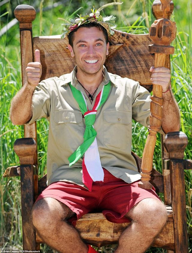 Fantastic! In series nine GinoD'Acampo was crowned winner after taking on theinfamous 'eating trial' (The Bushtucker Bonanza)