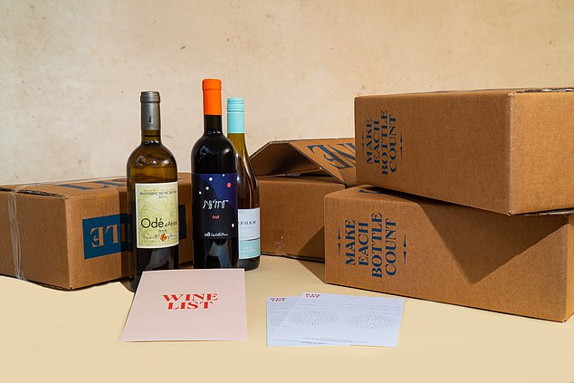 Wine List is a wine education subscription box. Launched in 2019, Wine List is already helping thousands of wine lovers learn about wine each month