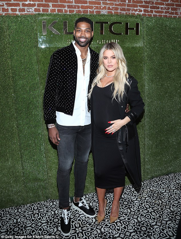 Cheater: In 2018, two days before giving birth to their daughter, photos emerged of Tristan getting closer to a mysterious woman at a New York nightclub and old surveillance footage also surfaced showing him getting affectionate with two women in a hookah lounge in Washington, DC