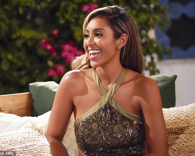 The Bachelorette: Tayshia Adams enjoys 'magical' date with Brendan Morais  after joining mid-season | Daily Mail Online
