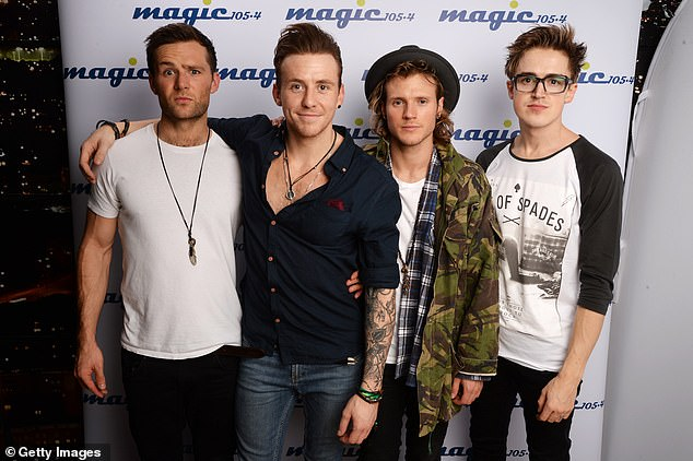 Help: Dougie signed up for rehab and he asked Tom Fletcher to come see him for a consultation, with Harry and Dan joining shortly after, which helped him realize he wasn't to blame.