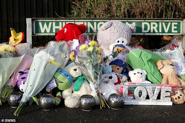The tragic deaths of the children prompted an outpouring of grief in the Stafford community