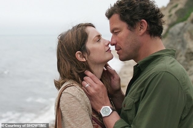 Role: Dominic is best known for playing Noah Solloway in Showtime drama, The Affair, which explores the emotional effects of an extramarital relationship between his character and Alison Bailey (pictured with former co-star Ruth Wilson)