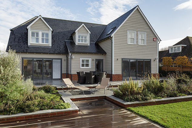 Success: A house built thanks to the National Self Build and Renovation Centre