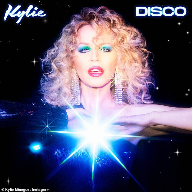 Disco: If Kylie beat the band in No.1, it would be their eighth UK No.1 album, having won the No.1 album with Step Back In Time and last year's Golden in 2018
