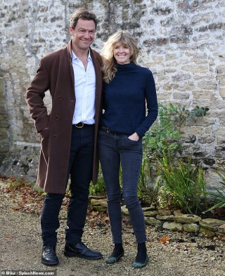 Dominic West's mother-in-law calls him 'darling' in gushing tribute