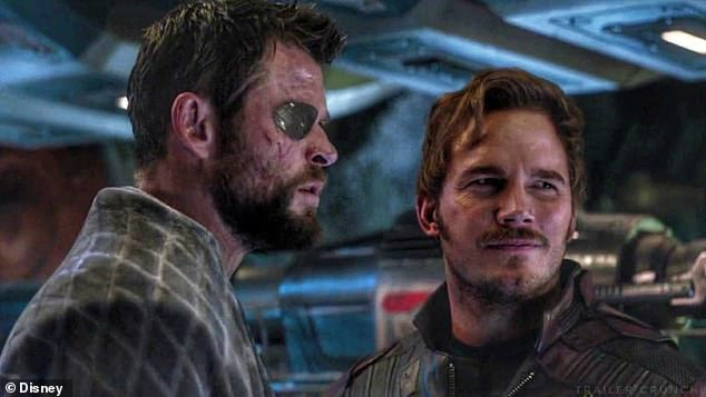 The crossover is not surprising, especially since the last time fans saw Pratt's charming, albeit somewhat awkward, hero was at the end of 2019's Avengers: Endgame aboard the same spaceship. than Thor from Hemsworth