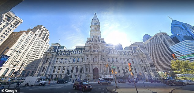 The Court of Common Pleas in Philadelphia (pictured) rejected all five cases on Friday