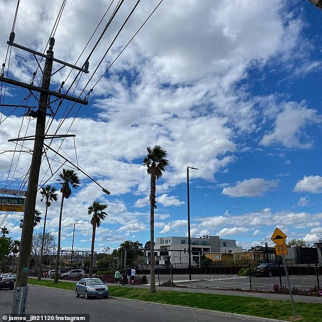 The suburb in Melbourne that had seen the most growth in Bentleigh East (pictured) in the city's south-west, where house prices have soared 17.7 per cent