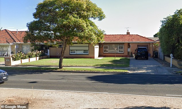 Nick Deguisa and Tori McKenzie hit a road block trying to develop the land they owned at Henley Beach Road at Fulham in Adelaide (pictured)