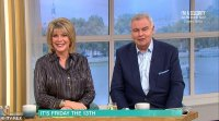 Ruth Langsford and Eamonn Holmes 'are DROPPED from their This Morning slot'